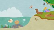 ヒトと他の動物の色覚比較作品.png