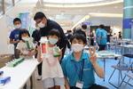 関西福祉大学主催「SDGs!探究イベント」を関西福祉大学学生がイオンモール姫路大津で開催しました!