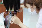 【大阪樟蔭女子大学】 髪の毛で夢をつなぐ ~ヘアドネーション~日本で唯一の化粧ファッション学科の学生たちが取り組むSDGs活動