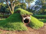 工学院大学建築学部生が江戸東京たてもの園「復元縄文住居」を制作 -- 特別展「縄文2021 -- 縄文のくらしとたてもの --」で公開