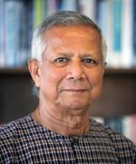 【龍谷大学】ノーベル平和賞受賞者 ムハマド・ユヌス博士登壇 オンライン講演会『3 ZERO Club「新世界創造のチャンス」温暖化と貧困、失業解消を』開催
