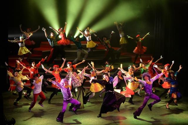クラーク記念国際高等学校が9月20日(木)より舞台演劇「リボンの騎士~鷲尾高校演劇部奮闘記~」を公開 -- 年間約4000名の観客動員数を記録する舞台公演