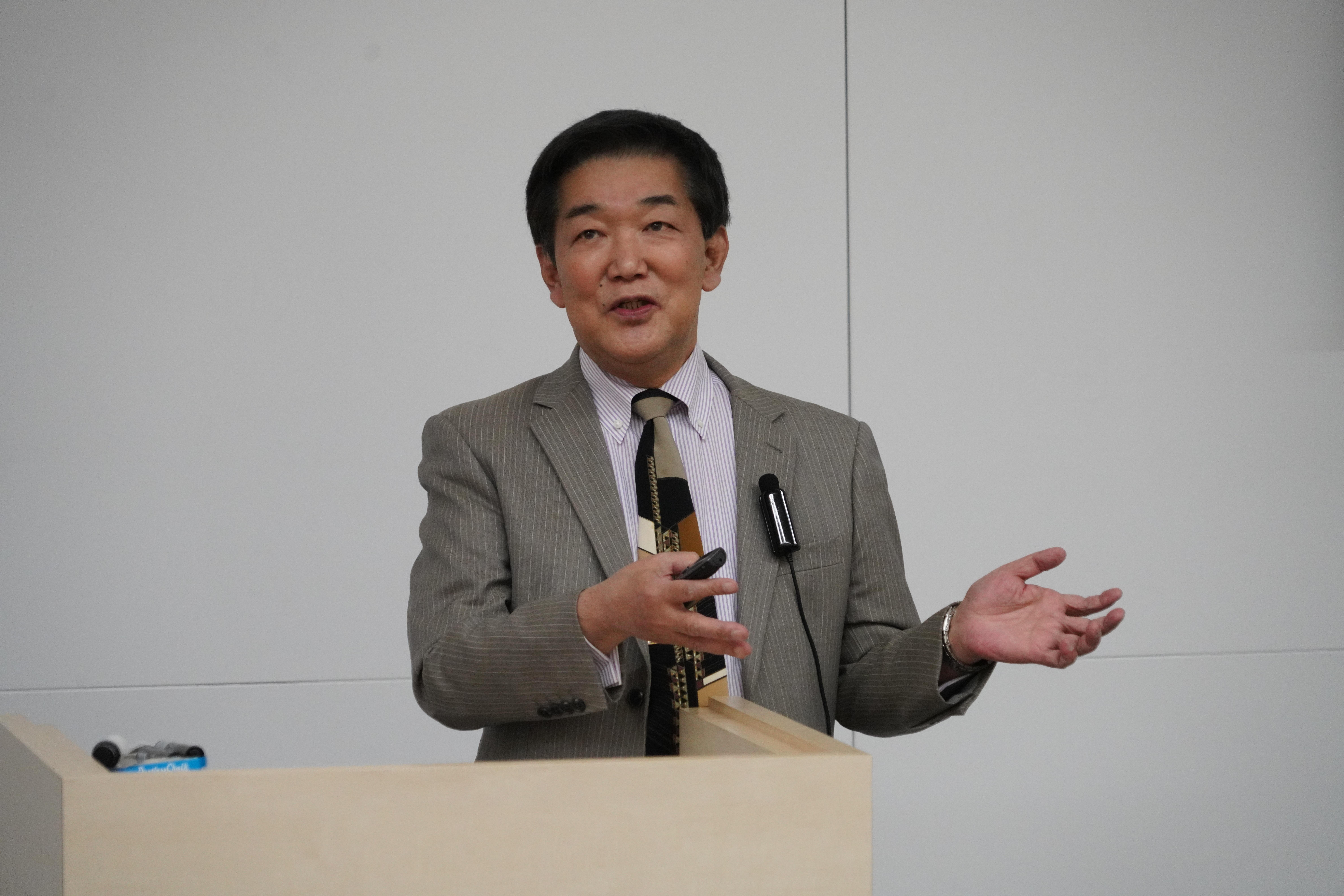 日本工業大学が千葉工業大学 尾上薫教授を迎えて2020年度環境特別講演会を開催