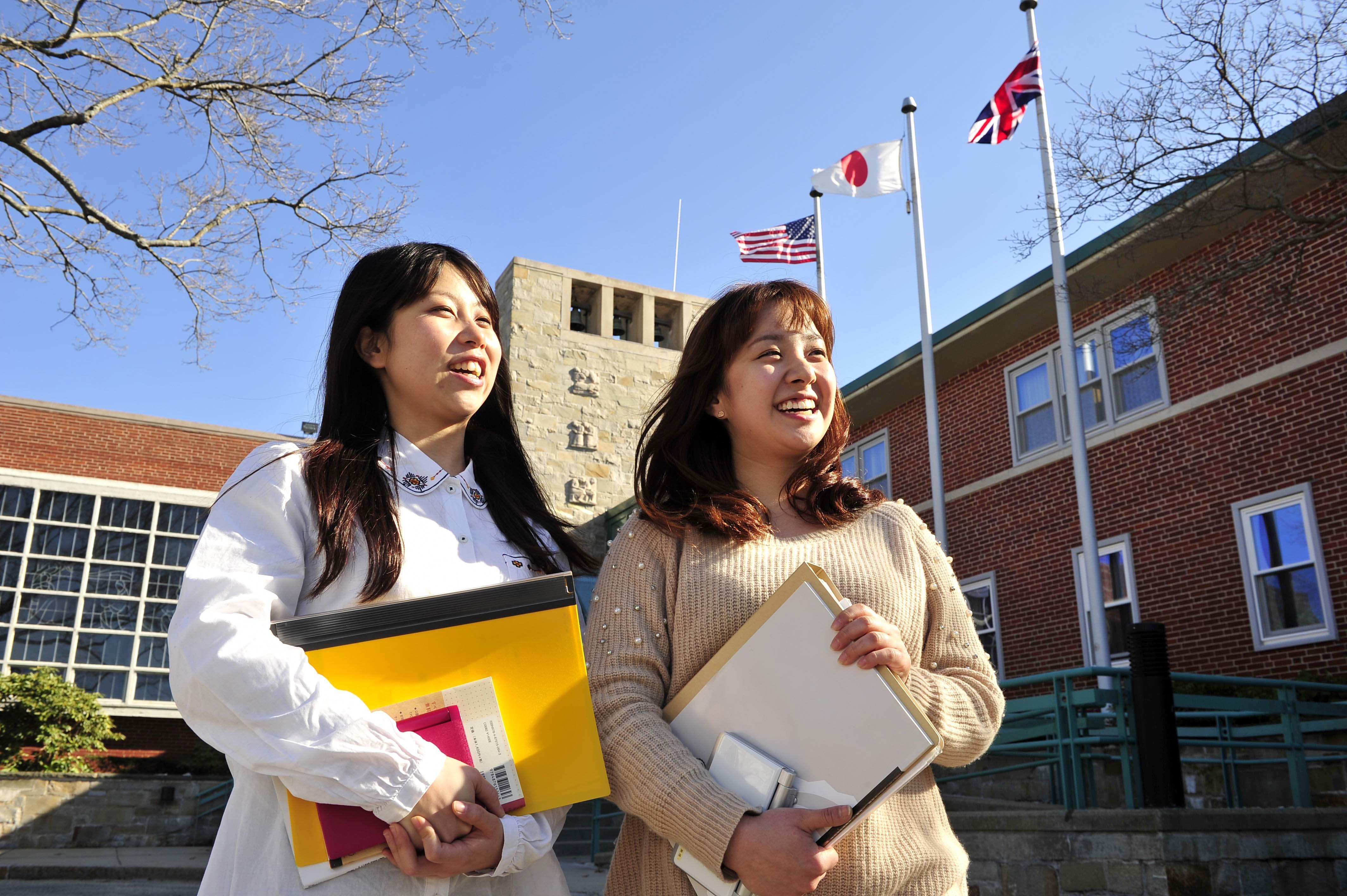 昭和ボストン30周年 1万3000人が''世界''へ羽ばたく -- 昭和女子大学