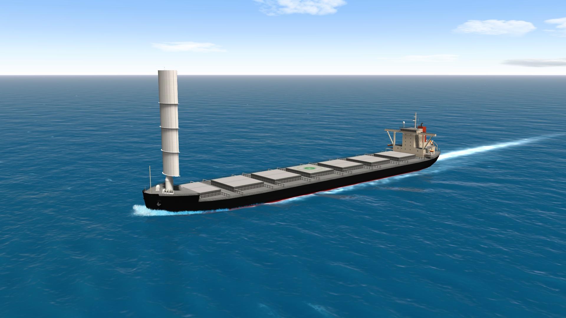 金沢工業大学ICCがプロジェクトメンバーとして参画する硬翼帆式風力推進大型商船「ウィンドチャレンジャー」が設計基本承認。「帆」をもつ大型商船実現で温室効果ガス削減を狙う