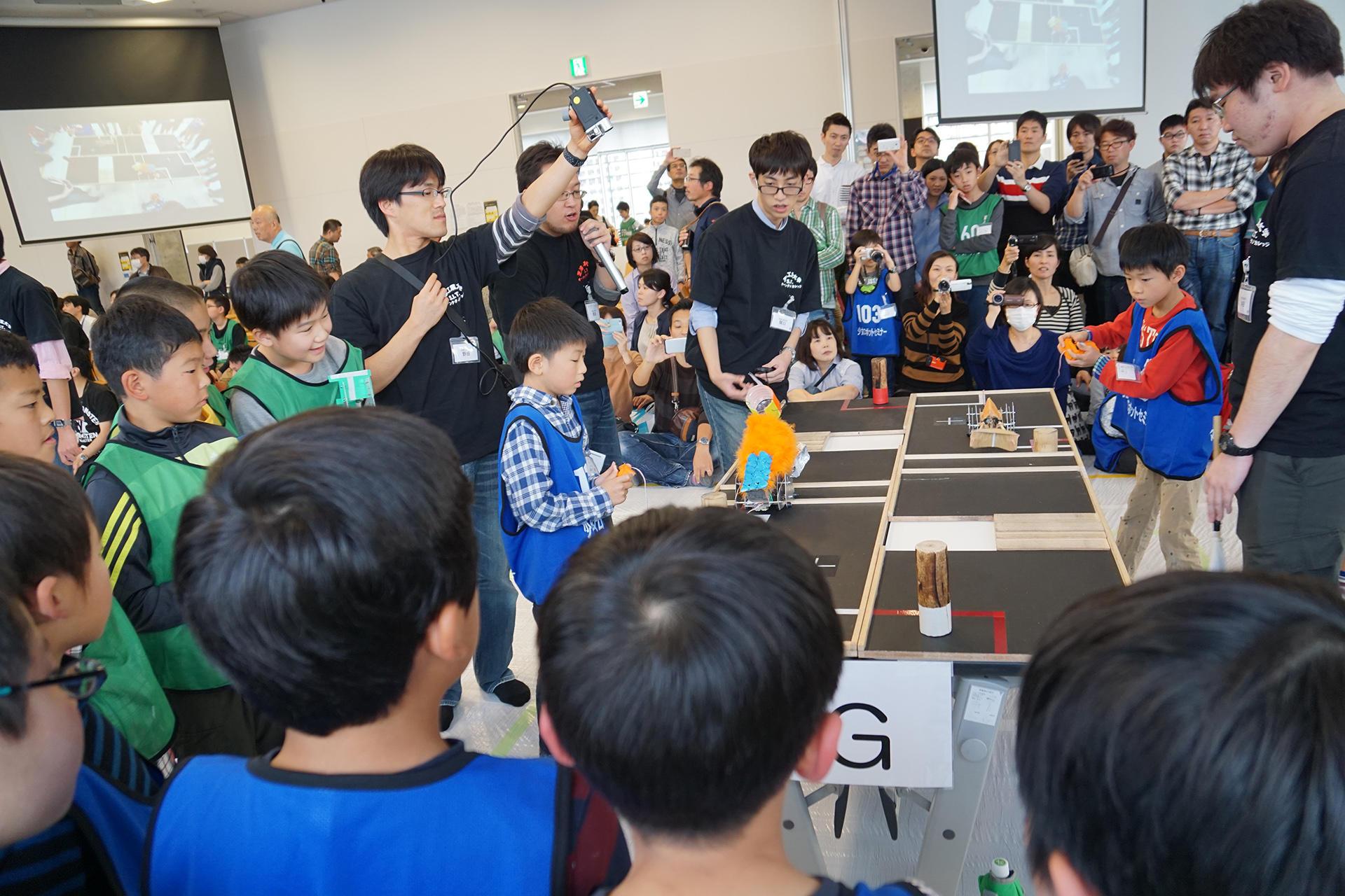 第17回芝浦工業大学ロボットセミナー全国大会を豊洲で11月19日開催 ~小中学生が手作りロボットで日本一へ挑戦~