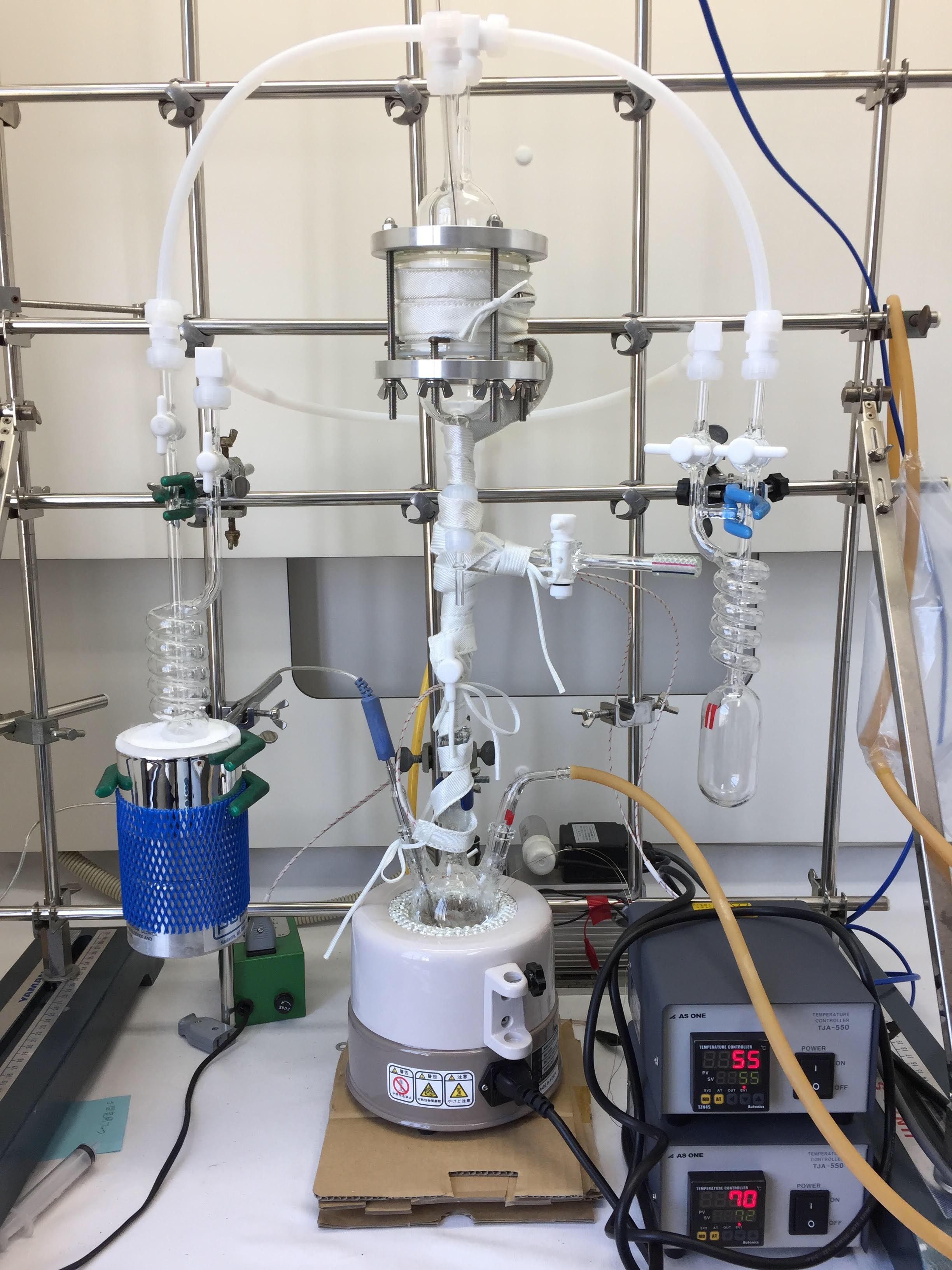 汚染水からトリチウム水を取り除く技術を開発東日本大震災の復興支援プロジェクトから生まれた汚染水対策