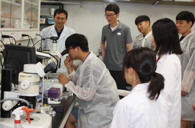 韓国・国立江原大学校動物生命科学部と生命科学分野における学術研究・教育に関する協定を締結 -- 京都産業大学