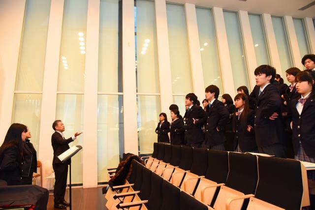 クラーク記念国際高等学校が東京音楽大学と単位互換協定を締結。高大接続改革に向けた連携授業を開始。5月16日に公開授業