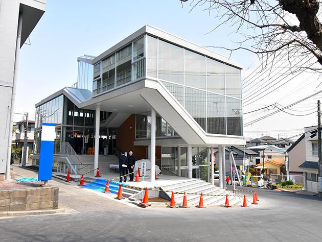 30号館(宮陵会館)が完成。3月28日(木)に竣工式・落成式を挙行