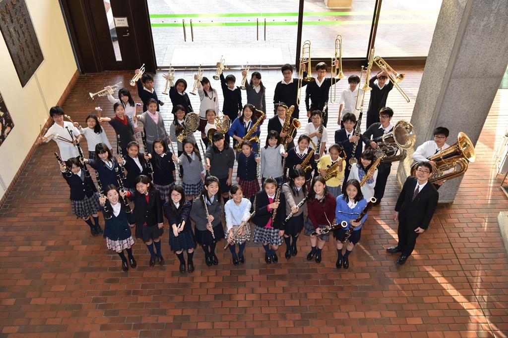 玉川学園吹奏楽部(5-9年生)が世界最大といわれる音楽の祭典「ミッドウエスト・クリニック第70回大会」に出演 -- 中学校部門での日本からの参加は初めて