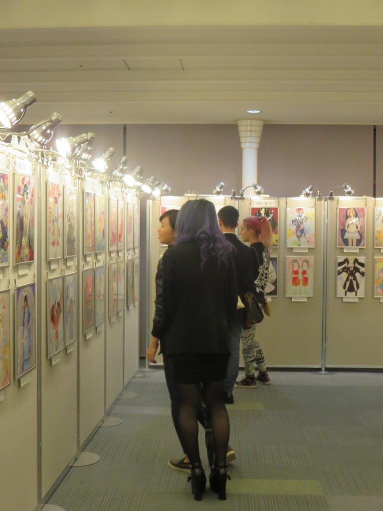 文化学園大学が「高校生ファッション画コンテスト」を開催