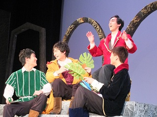 第65回関東学院大学シェイクスピア英語劇「テンペスト(The Tempest)」 -- 大学生がシェイクスピアを英語原文で上演