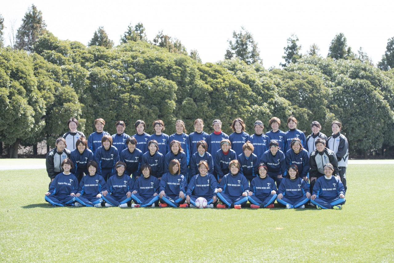帝京平成大学 女子サッカー部が第25回全日本大学女子サッカー選手権大会に出場 -- 帝京平成大学