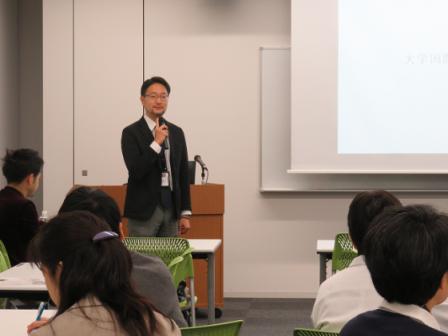 12月7日に第21回グローバルセミナー「テンプル大学SD報告」を開催 -- 杏林大学