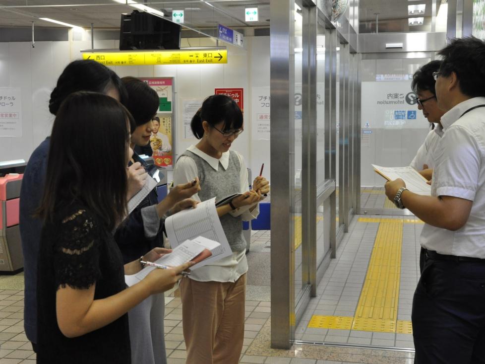 相鉄いずみ野線緑園都市駅で、フェリス女学院大学の学生が考案した電車到着サイン音「アンダンテ」を試験導入 -- 学生のアイデアで駆け込み乗車を予防