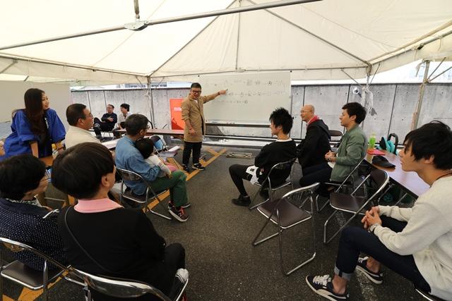 0歳から始めるキャンパスライフ -- 「大阪国際大学土居キャンパス~なりきり大学一年生~」を古川橋ラブリーフェスタに続き実施