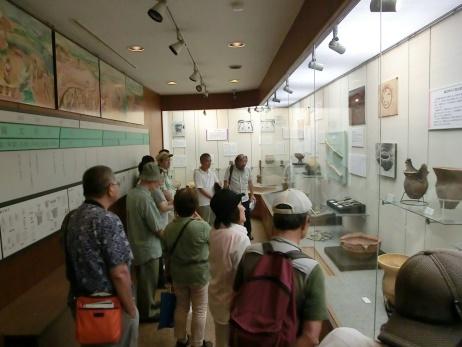 地域の文化と学習の新しい拠点となる博物館へ -- 目白学園遺跡 出土品資料室