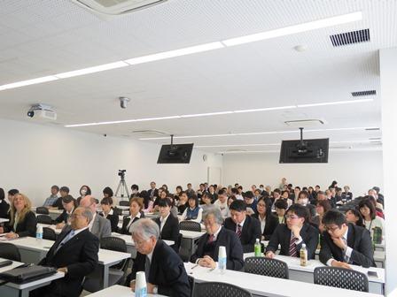 第8回杏林大学グローバルシンポジウム開催報告