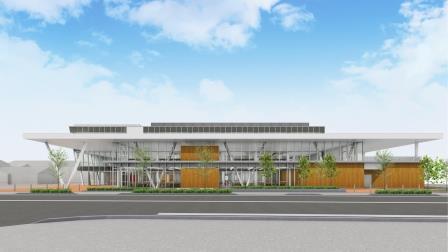 報道関係者を対象に3月29日(水)夢考房(41号館)新建屋見学会を開催 -- 金沢工業大学