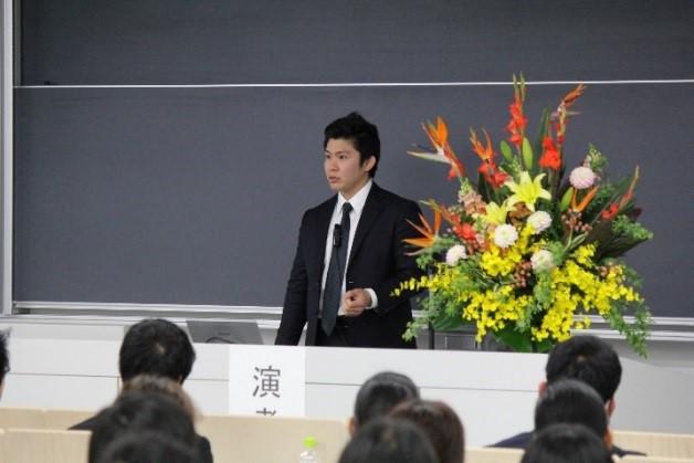 第1回「世界と戦うためのアスリートサポート」講演会を井上康生氏、岡田隆氏、鈴木利一氏を招き開催 -- 帝京平成大学