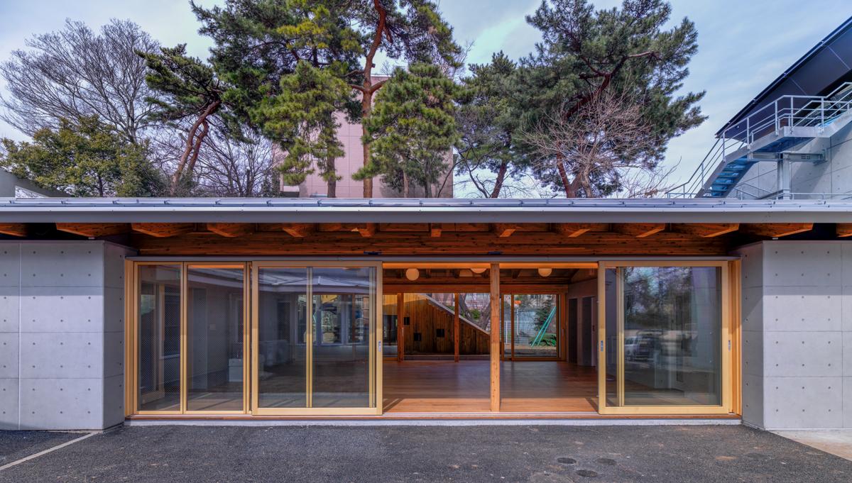 武蔵野大学がキャンパス内に「武蔵野大学附属慈光保育園」を開園