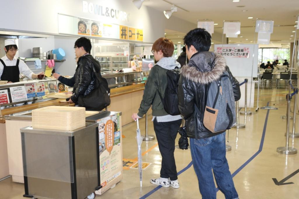 ワンコインで朝食が食べられる!~「100円朝食」2017年度もスタート -- 東京経済大学