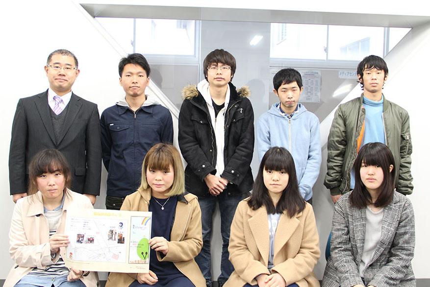 【官学連携】敬愛大学が千葉市稲毛区役所と連携して地域活性化を推進 -- 稲毛の飲食店を紹介する稲毛インフォメーションプロジェクト