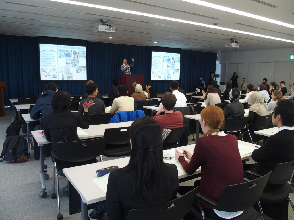 就職支援は「高度外国人材」候補養成の第一歩 米国大学の日本校ならではの≪3つの施策≫ -- テンプル大学ジャパンキャンパス