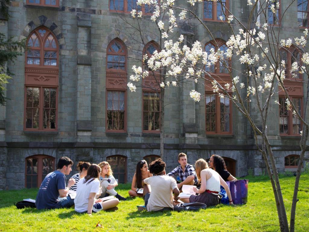 1学期で1人あたり最大300万円 「海外トップユニバーシティ留学奨励助成金」新設 -- スタンフォード大学等世界へ羽ばたく明大生を全力で応援