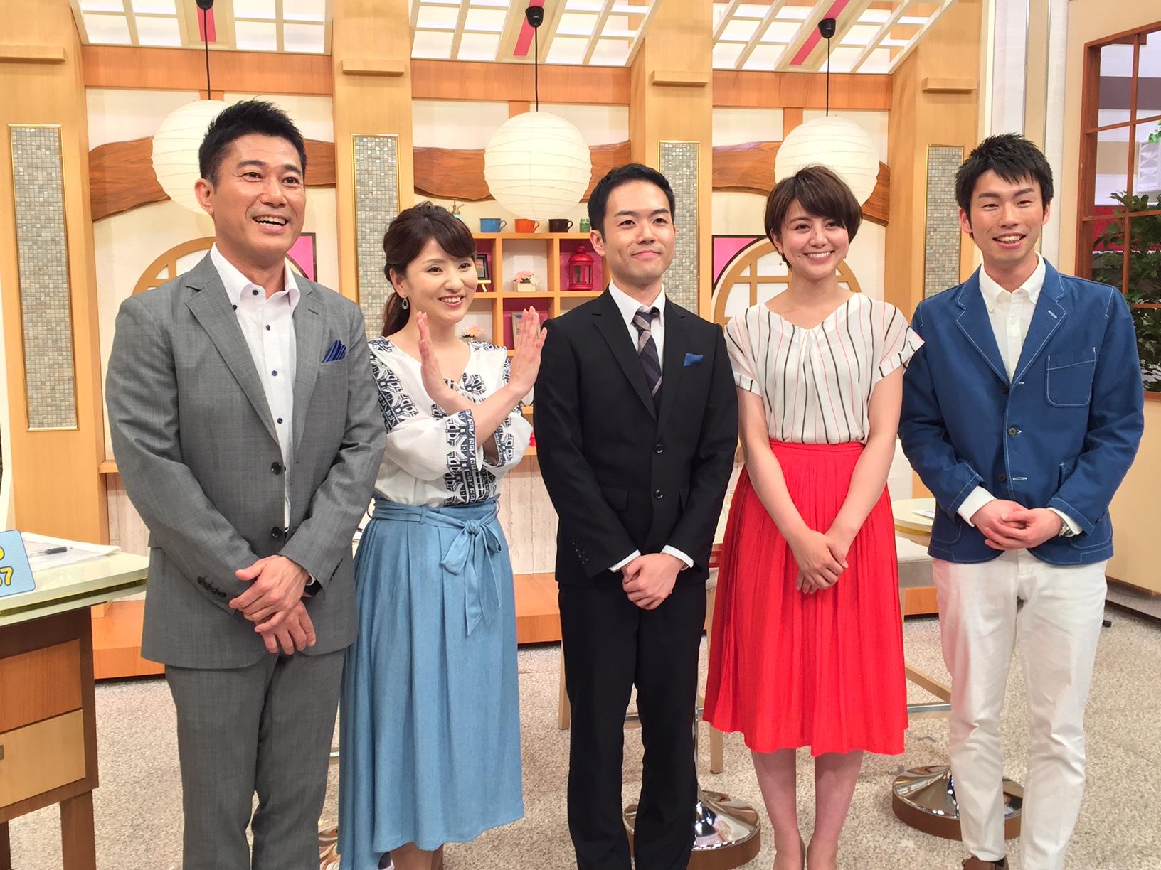 東日本国際大学の三浦健一准教授が福島放送「ヨジデス」のレギュラーコメンテーターに