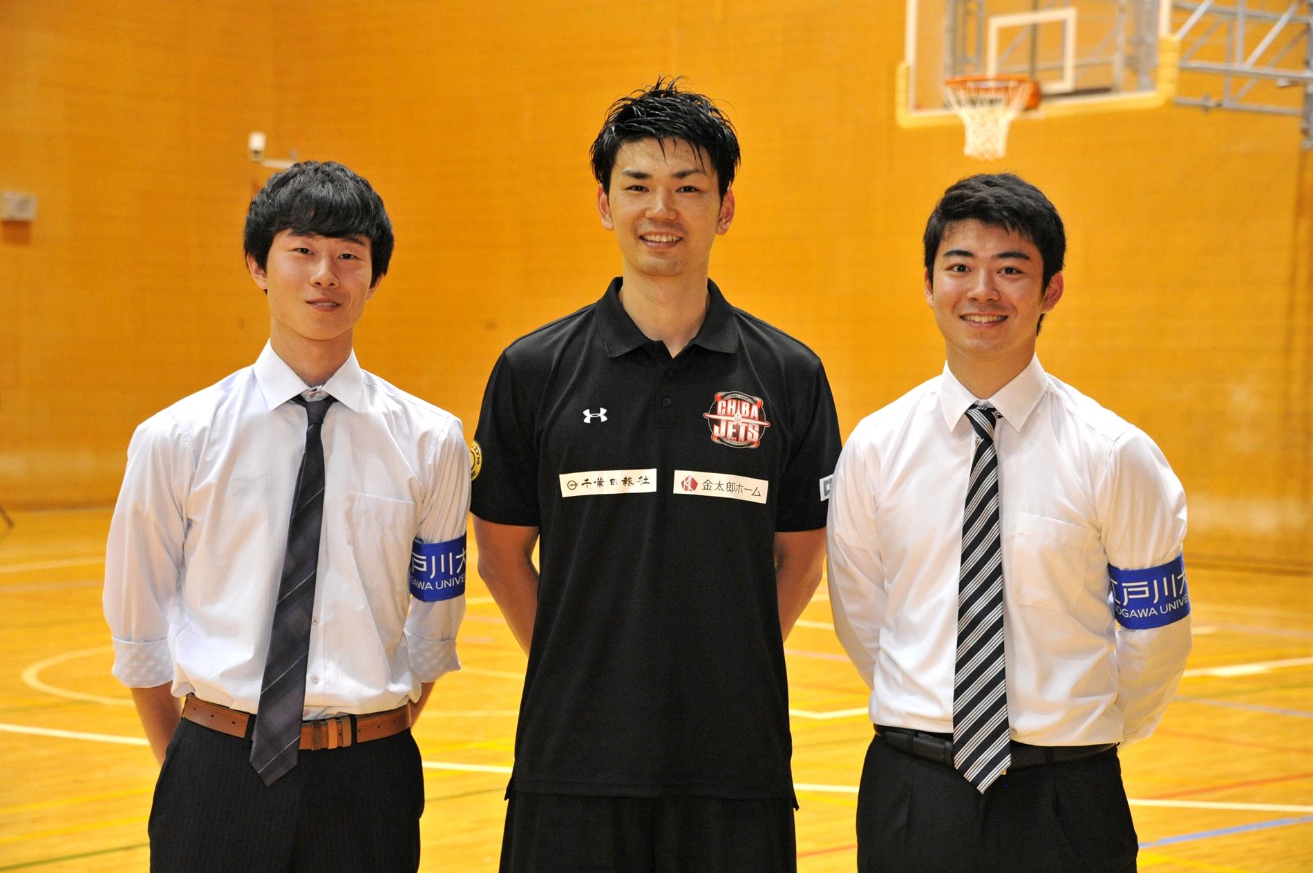 江戸川大学の学生が企画・取材・文を担当する連載企画が掲載された『yell sports 千葉 第14号』(8-9月号)が発売