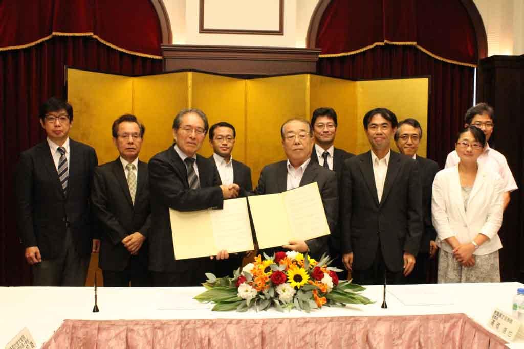 帝京大学大学院教職研究科が独立行政法人教職員支援機構と連携協力に関する協定を締結
