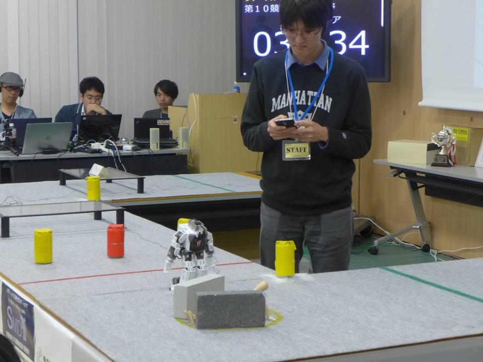 ヒト型ロボットによる災害救助ロボットコンテストを11月5日に開催 -- 大阪電気通信大学