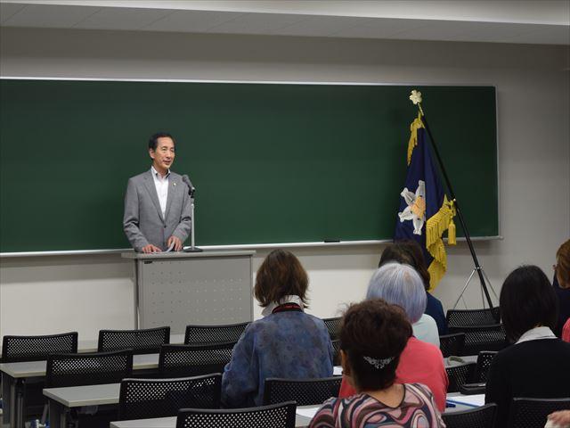 昭和大学が富士吉田市の運動普及推進員養成講習に講師を派遣 -- 包括的連携協力に関する協定の一環