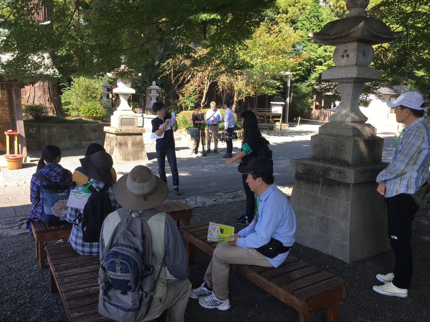 芝浦工業大学の学生団体が福島県勿来(なこそ)地区で謎解きまちあるきイベントを開催