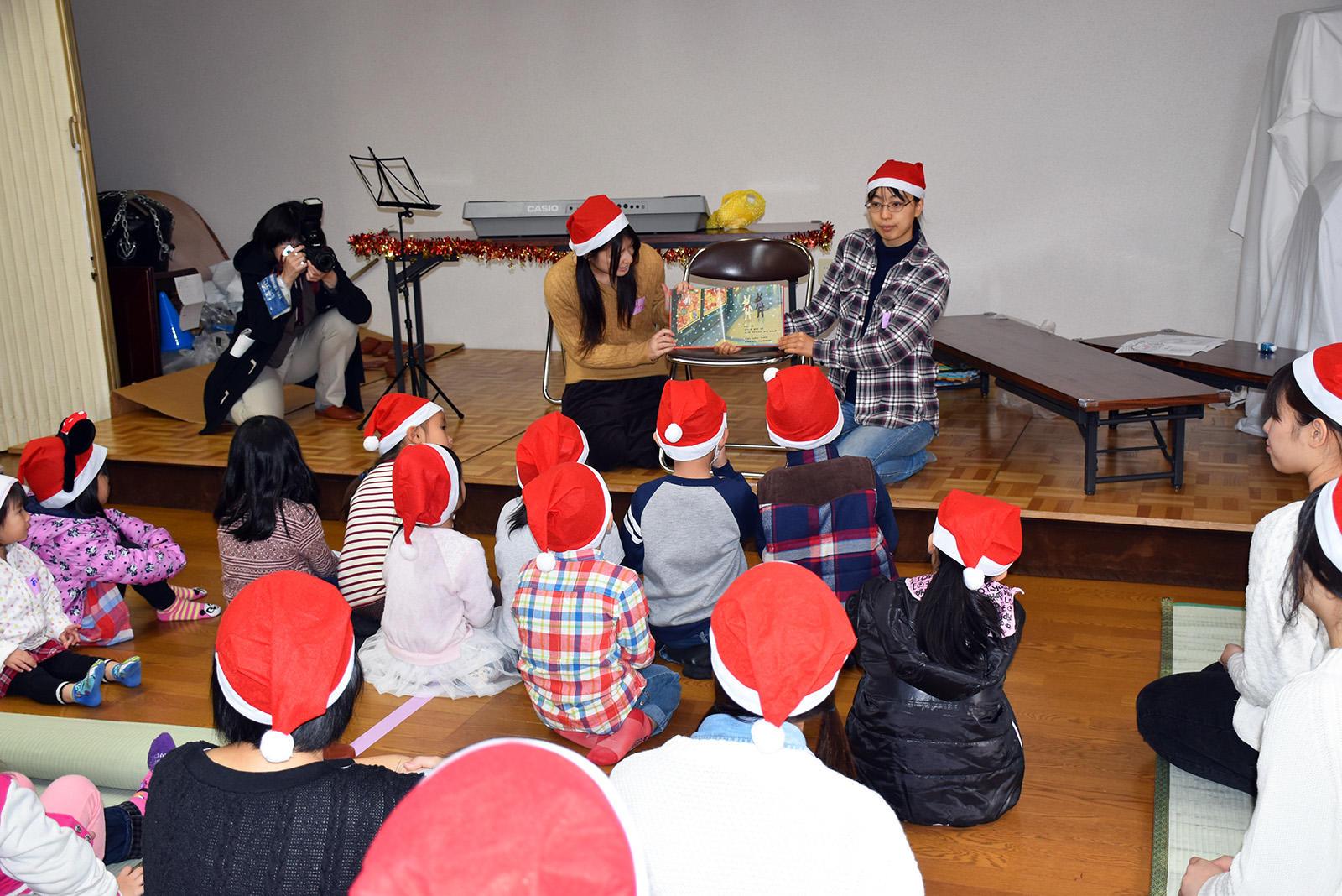 聖学院大学学生が、7年目の釜石復興支援ボランティアツアー「サンタプロジェクト7」を企画~釜石市の方々との郷土料理づくりや対話、子どもたちの交流を実施~