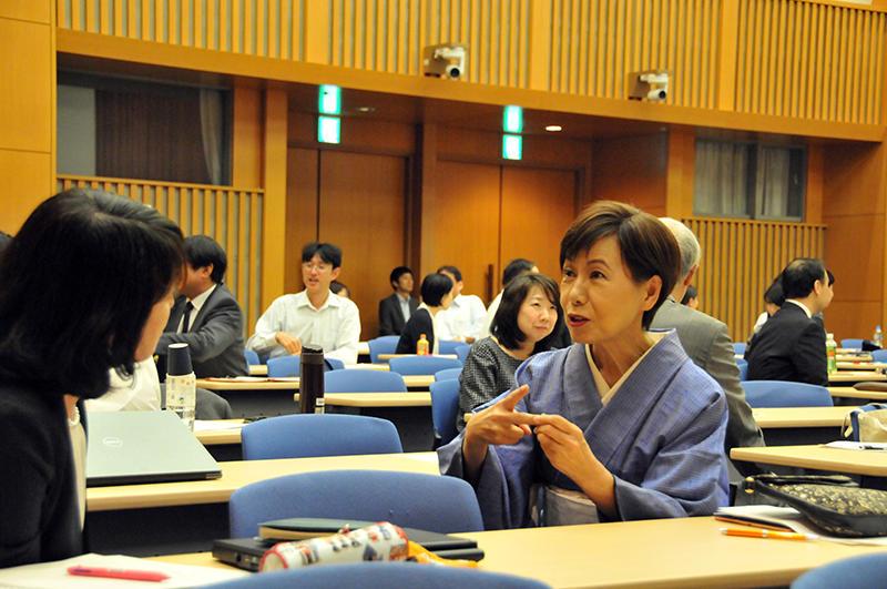 法政大学ダイバーシティ推進のための取り組み 人材の多様性に対応するための教職員対象シンポジウムを開催