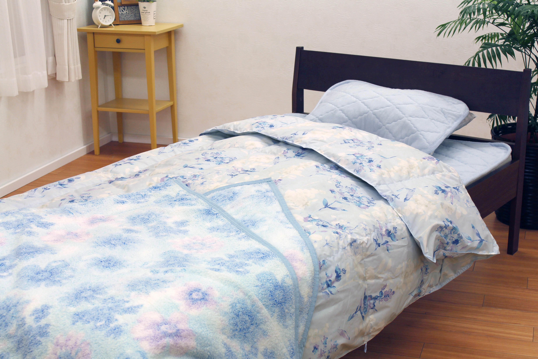 近畿大学×京都西川 新寝具シリーズを発表 生地に養殖ブリから抽出した「マリンコラーゲン」使用