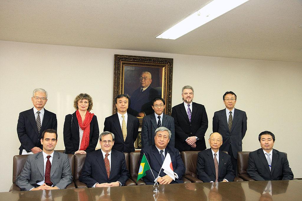 学校法人北里研究所がブラジルのオズワルドクルズ財団(FIOCRUZ)と覚書を締結