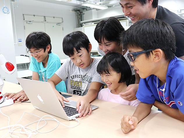 神奈川大学「子どもサマースクール2019」を開催