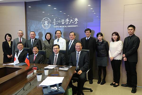 昭和大学が台北医科大学と姉妹校協定を締結 -- 学生交流のほか、共同研究なども