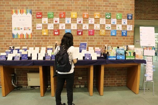 ◆関西大学図書館発!SDGs認知度アップ大作戦!~ 学生調査によると「SDGsの意味を知らない」学生は7割にも! 5つのSDGsへのアプローチ「KU Library thinks SDGs」 ~◆
