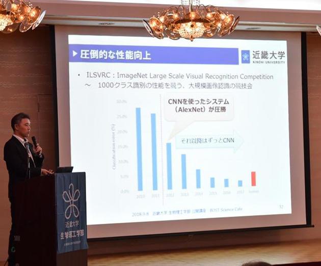生物理工学部公開講座「NHK『みんなで筋肉体操』実技メニューの生理学的背景」