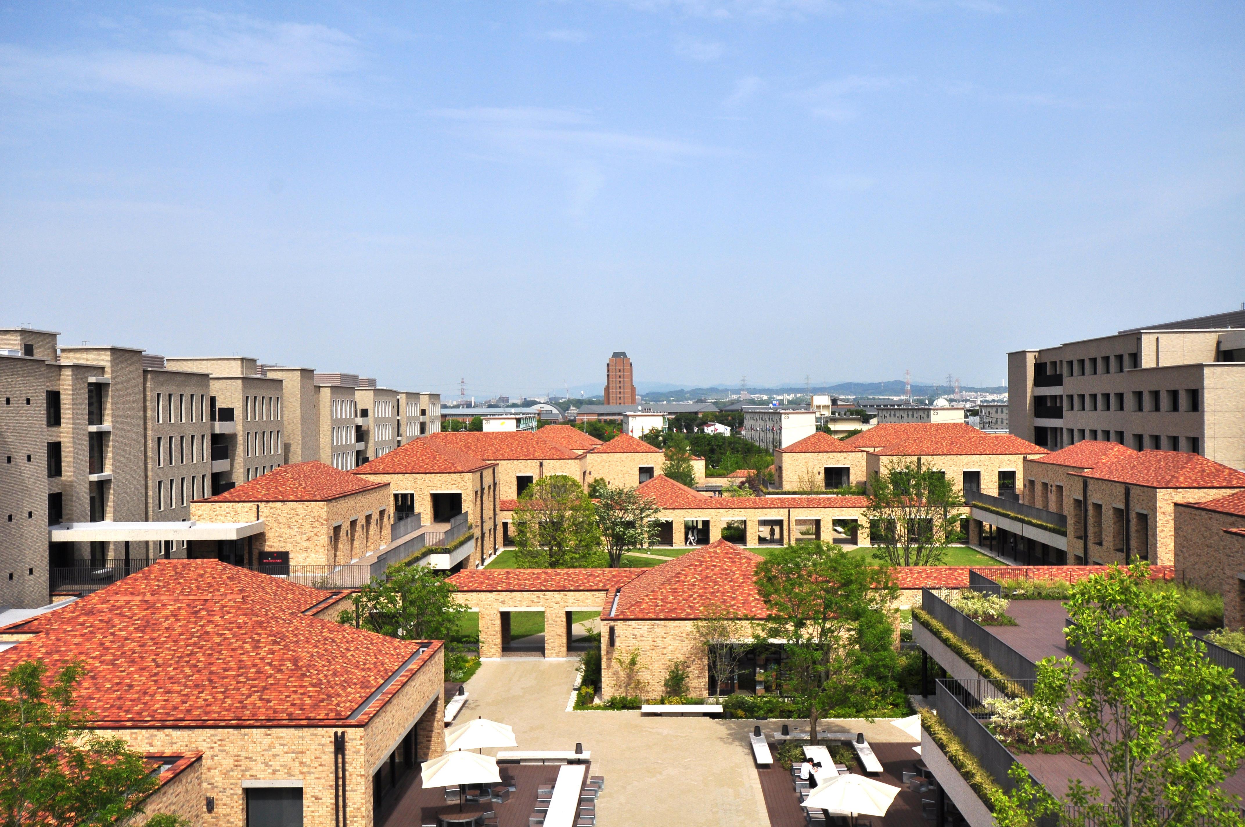 6月9日(土)に御殿山キャンパス・グローバルタウン開学記念式典を開催 -- 関西外国語大学