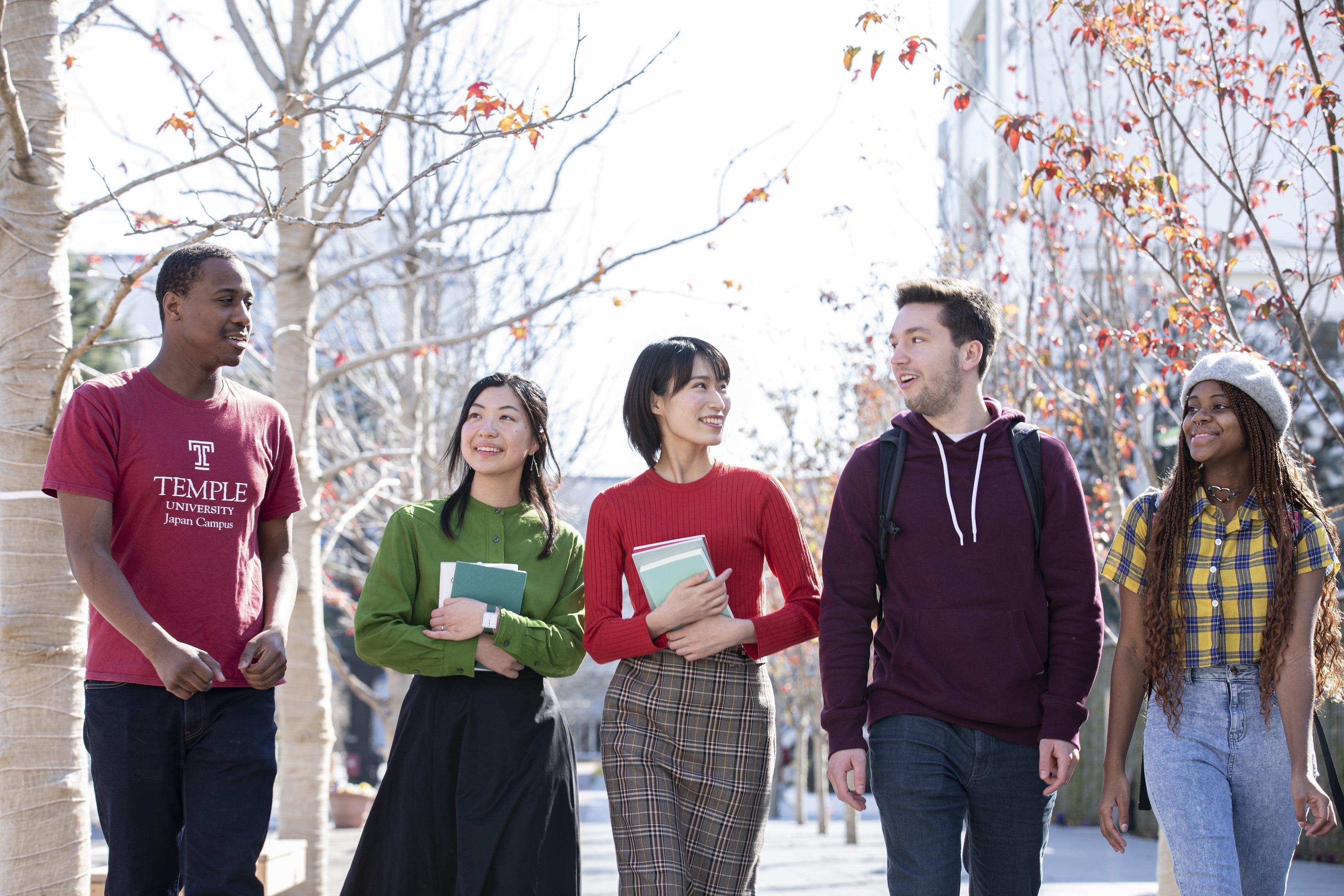 テンプル大学と昭和女子大学のダブルディグリー・プログラム -- 昭和女子大学グローバルビジネス学部ビジネスデザイン学科を追加