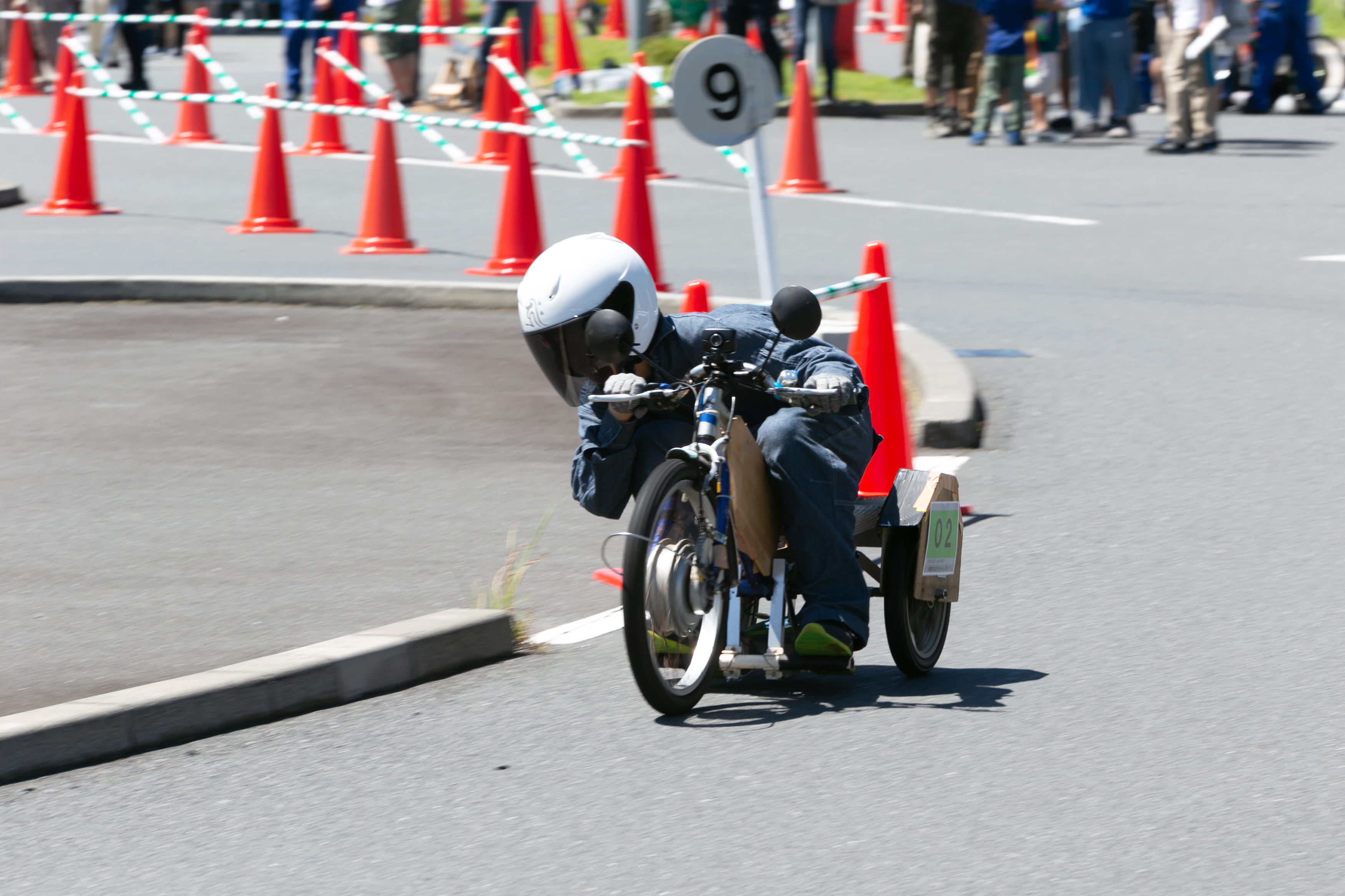 【取材可】東京都市大学が8月24日に中・高校生による手作り電気自動車コンテスト「エコ1チャレンジカップ2019」を開催