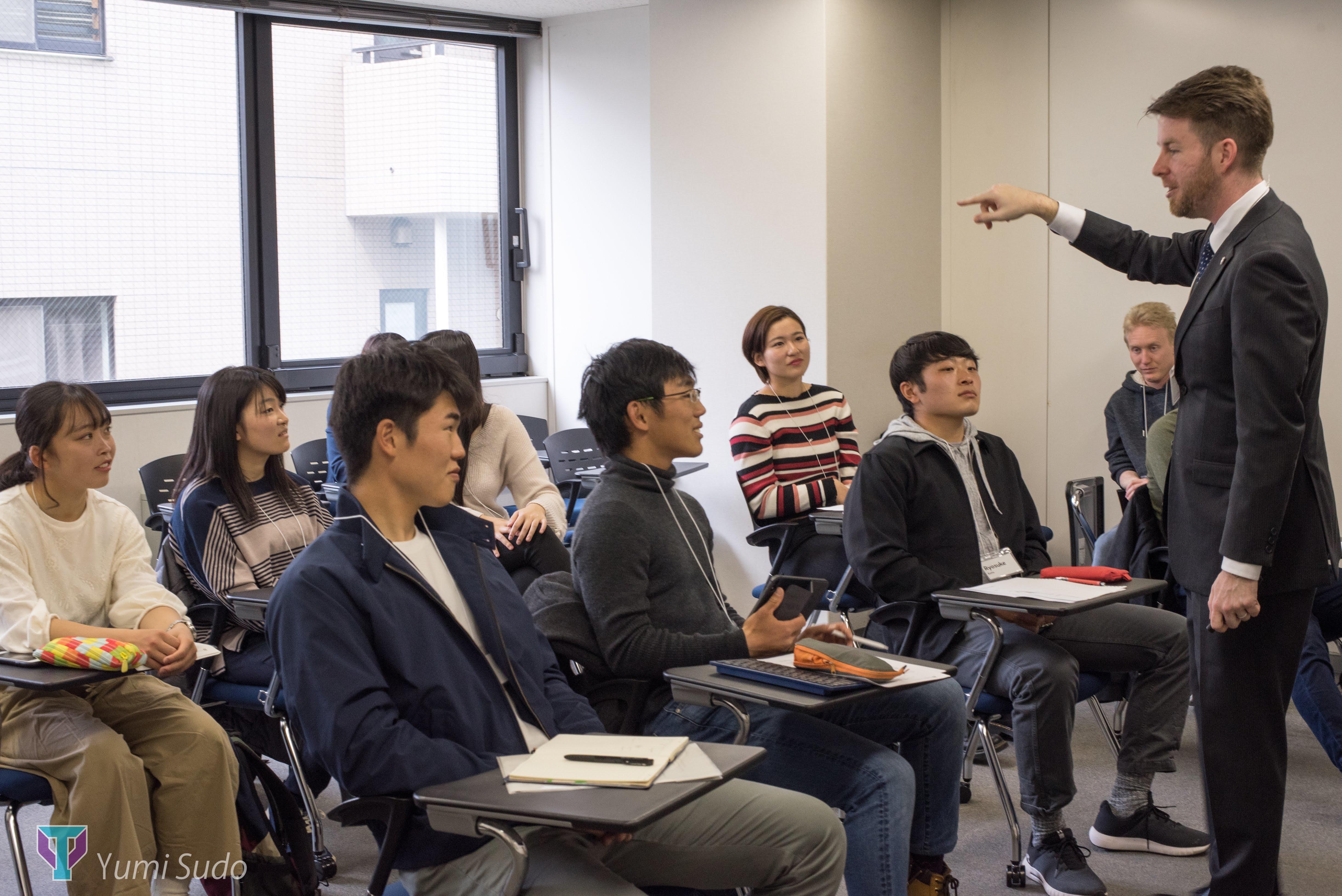 「スポーツ・マネジメントにおけるグローバル・リーダーシップ・プログラム」--- 筑波大学生アスリート向け研修をテンプル大学ジャパンキャンパスが開発・実施
