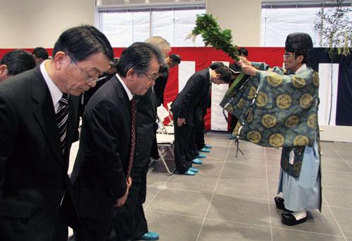 オールLED照明器具設置など、環境にも配慮した新棟が完成――日本工業大学