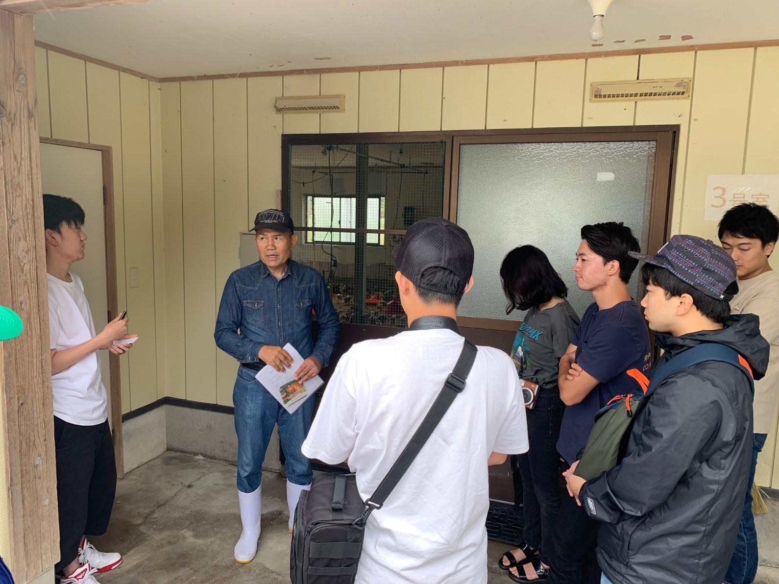 川俣町で自転車を活用した観光事業を検証するフィールドワークサイクルツーリズムで観光活性化を目指す